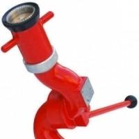 Лафетный ствол ЛС-С20У пожарные стволы