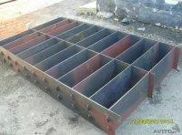 Металлические формы для производства пеноблоков