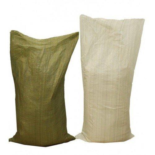 Мешки полипропиленовые новые и б.у. для строительного мусора, фасовки, упаковки- новые и б.у.