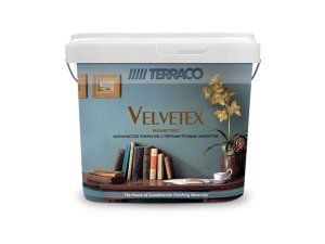 Вельветтекс, 1 кг, Террако
