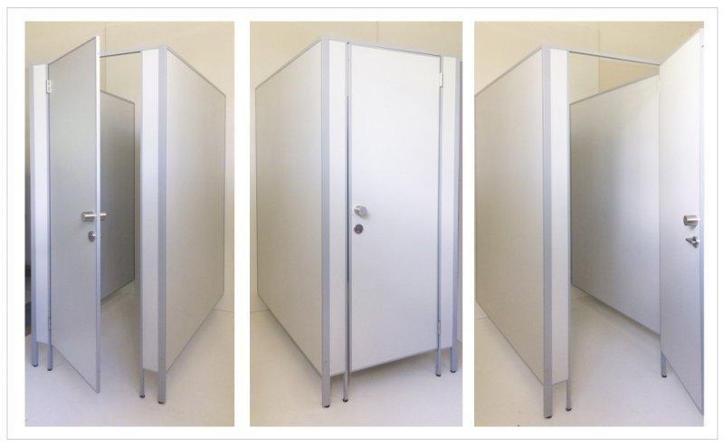 Система сантехнических перегородок Free Style – Santeсh 1