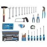 Базовый набор инструментов, 87 предметов GEDORE S 1016 2319918