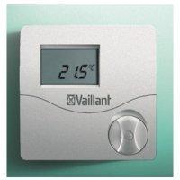 Комнатный регулятор температуры, VRT 50, 24 В, монтаж-наружный, отопление