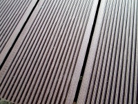 Террасная доска (декинг) древесно-полимерная MasterDeck вельвет