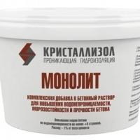 Кристаллизол Монолит