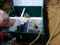 Септик,автономная канализация Астра-Юнилос 5ПР