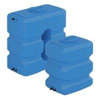Бак для воды, ATP 1000, синий, с поплавком
