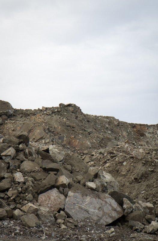 Щебень строительный (фракция 40-70мм)