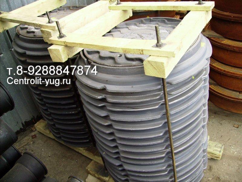 Люк канализационный ГОСТ 3634-99