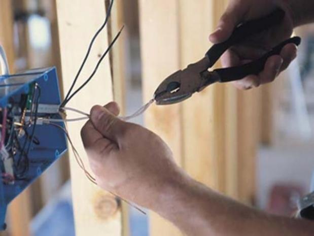 Монтаж светильников, люстр, розеток, выключателей. Быстро и профессионально