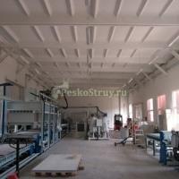 Окраска бетона и кирпича