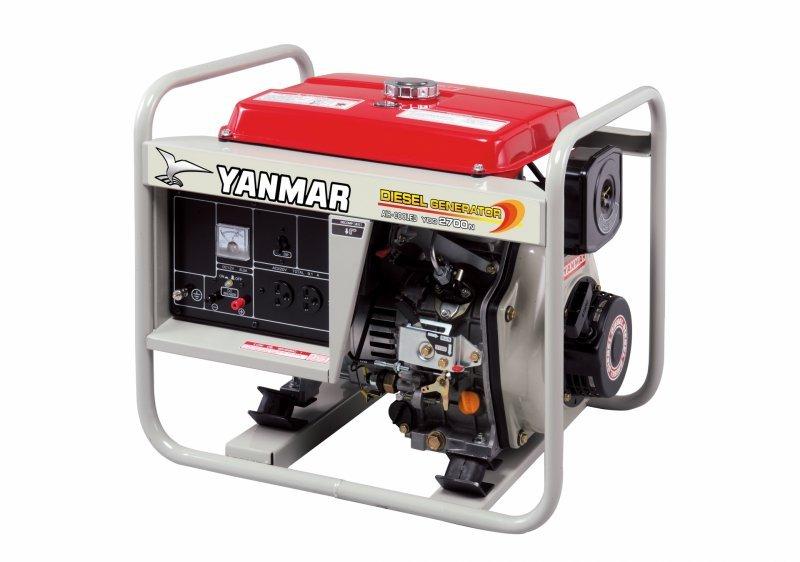 Дизельный генератор YDG2700N-5B