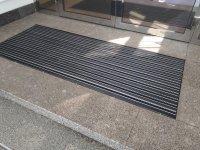 Придверные алюминиевые решетки