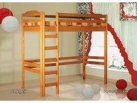 Детская двухъярусная кровать Лицей