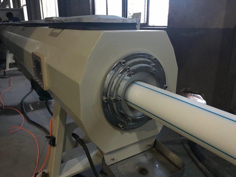 Экструзионное оборудование для производства трубы из полиэтилена Ф110-355, 400, 500мм, по ГОСТу.