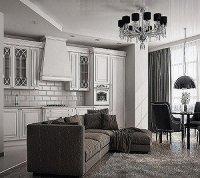 Дизайн интерьеров квартир в Красноярске