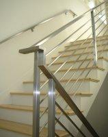 Проектирую лестницы и ограждения