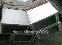 Швеллер нержавеющий горячекатаный AISI 304 80х40х5х5