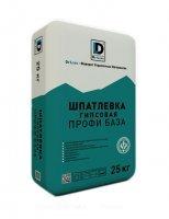 Шпаклевка гипсовая De Luxe Профи База (25 кг)