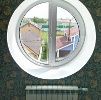 Нестандартные окна.