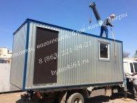 Блок-контейнер 6 х 2,4 метра