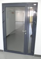 Противодымные двери