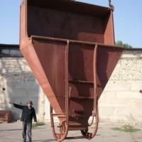 Бадья,бункер бетоноприемные