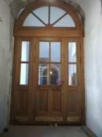 Дверь массив дуба исторические по чертежам ГИОП