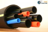 Трубы ПНД и много чего из пластика
