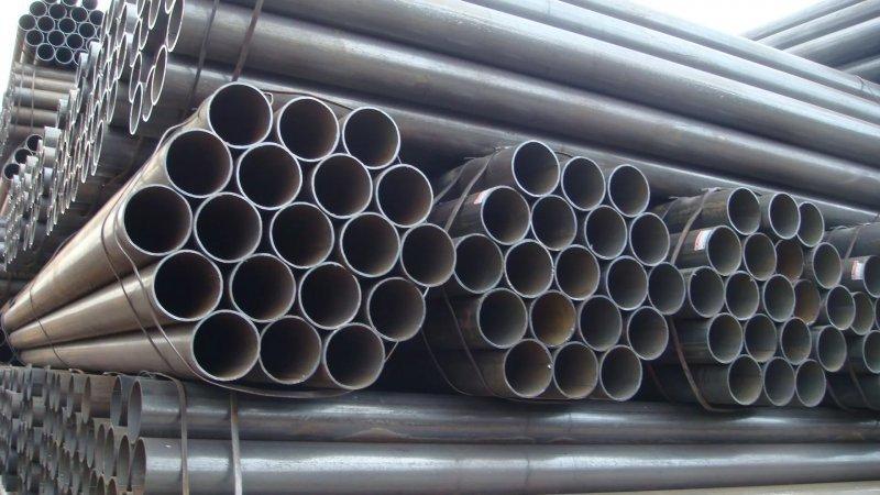 Труба электросварная СТ.3СП, 10-20, 09Г2С, 40Х, 35, 45