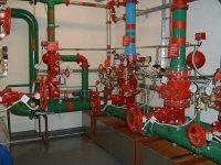Автоматические системы пожаротушения