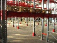 Металлические складские стеллажи паллетные от производителя