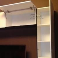 Стенка белая iMeb Мебель Неман ® в стиле iPhone