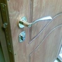 ЗАМЕНА железных китайских дверей на стальные входные двери GRAN™ Эконом-класса, полотно из 2мм листа