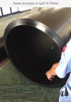 Оборудование по выпуску стеклопластиковой ППР трубы, трехслойной, PPR+GF+PPR, 20-63мм