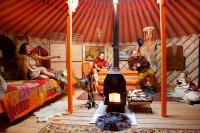 Продажа монгольской юрты 6-ти стенной