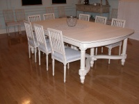 Обеденные столы любых размеров .