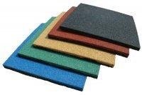 Модульная плитка из резиновой крошки по доступной цене.