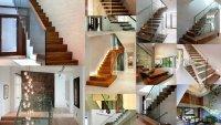 Стеклянные перила или стеклянные ограждения лестниц