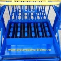 Станки для производства шлакоблоков, керамзитоблоков.
