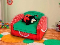 Жучок детский диван