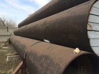 Труба стальная электросварная 1020мм ГОСТ 10704, ГОСТ 10706, ГОСТ 20295