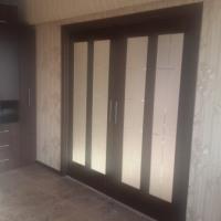 Пеналы для раздвижных дверей в стене.