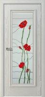 Межкомнатная дверь Сицилия-2 Маки