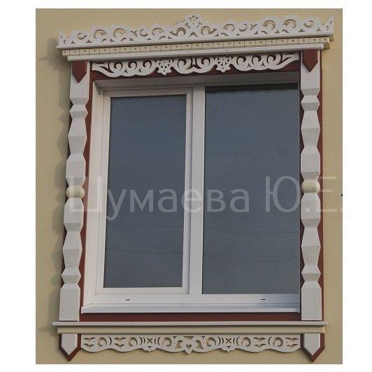 Наличник на окно №2
