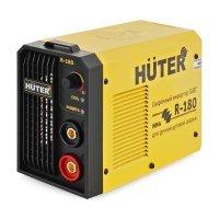 Описание Сварочный аппарат HUTER R-180 инверторного типа