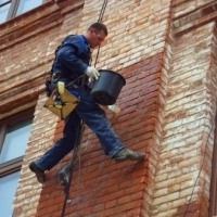 Антисолекс - очиститель фасадов от солевых отложений. Тара 20кг