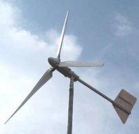 Вертикальный ветрогенератор EX-2000