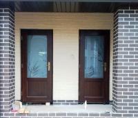 Входные деревянные двери под заказ
