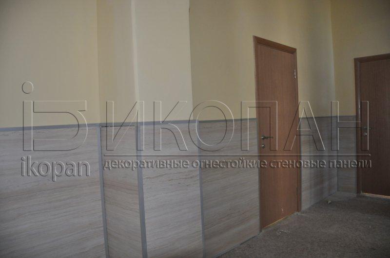 Негорючие материалы для стен и потолков